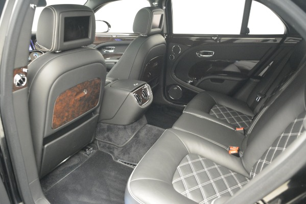 Used 2013 Bentley Mulsanne Le Mans Edition for sale Sold at Bentley Greenwich in Greenwich CT 06830 25