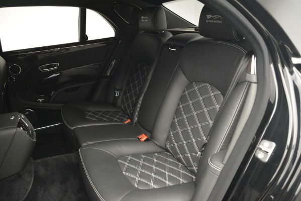 Used 2013 Bentley Mulsanne Le Mans Edition for sale Sold at Bentley Greenwich in Greenwich CT 06830 27