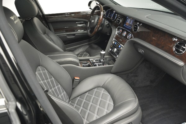 Used 2013 Bentley Mulsanne Le Mans Edition for sale Sold at Bentley Greenwich in Greenwich CT 06830 28