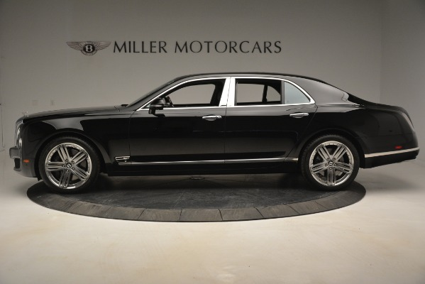 Used 2013 Bentley Mulsanne Le Mans Edition for sale Sold at Bentley Greenwich in Greenwich CT 06830 3