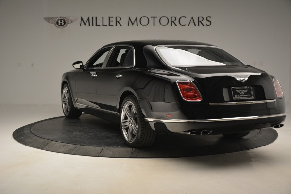 Used 2013 Bentley Mulsanne Le Mans Edition for sale Sold at Bentley Greenwich in Greenwich CT 06830 5