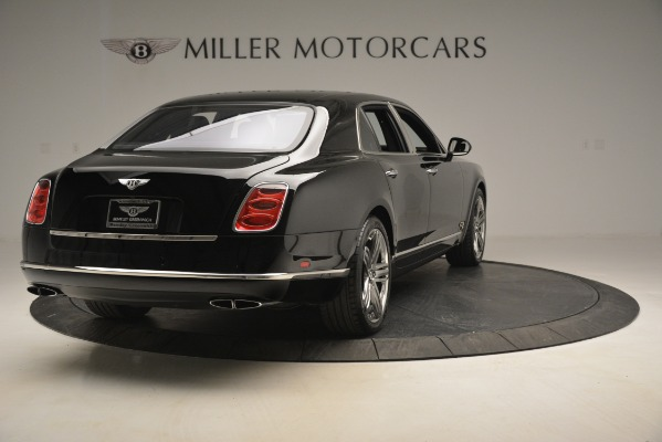 Used 2013 Bentley Mulsanne Le Mans Edition for sale Sold at Bentley Greenwich in Greenwich CT 06830 7