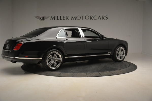 Used 2013 Bentley Mulsanne Le Mans Edition for sale Sold at Bentley Greenwich in Greenwich CT 06830 8