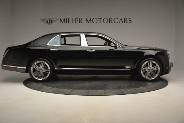 Used 2013 Bentley Mulsanne Le Mans Edition for sale Sold at Bentley Greenwich in Greenwich CT 06830 9
