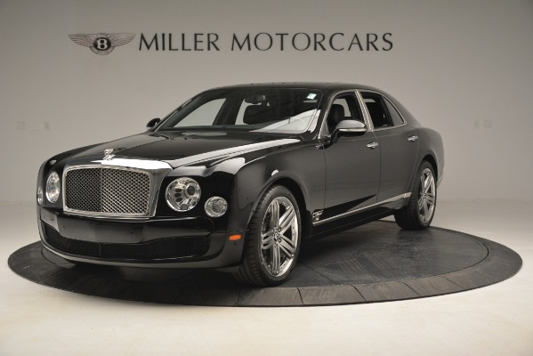 Used 2013 Bentley Mulsanne Le Mans Edition for sale Sold at Bentley Greenwich in Greenwich CT 06830 1