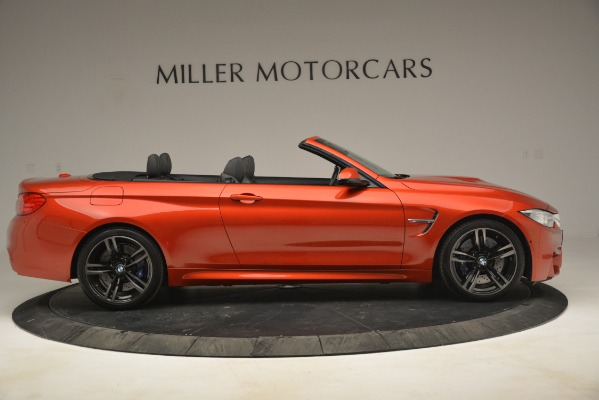 Used 2016 BMW M4 for sale Sold at Bentley Greenwich in Greenwich CT 06830 10