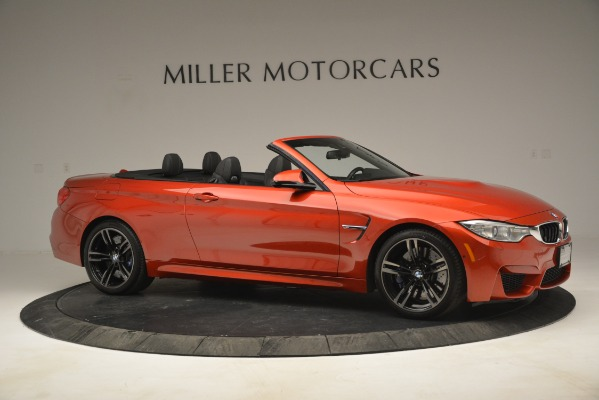 Used 2016 BMW M4 for sale Sold at Bentley Greenwich in Greenwich CT 06830 11
