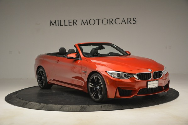 Used 2016 BMW M4 for sale Sold at Bentley Greenwich in Greenwich CT 06830 12