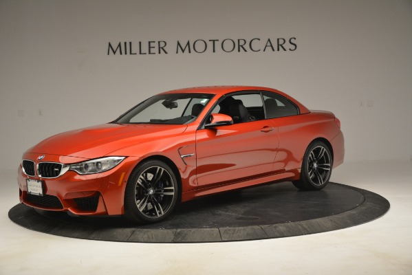 Used 2016 BMW M4 for sale Sold at Bentley Greenwich in Greenwich CT 06830 13