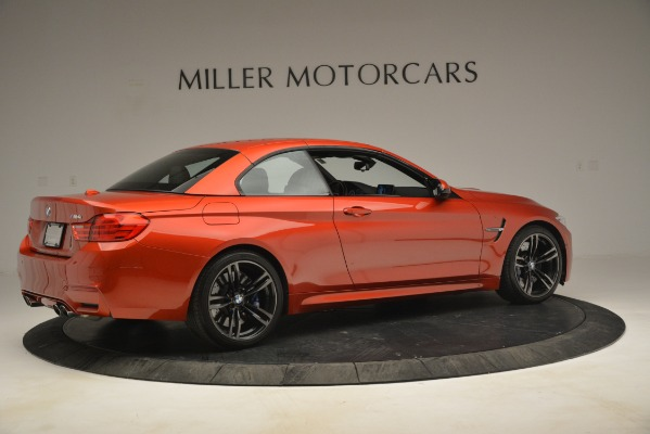 Used 2016 BMW M4 for sale Sold at Bentley Greenwich in Greenwich CT 06830 15