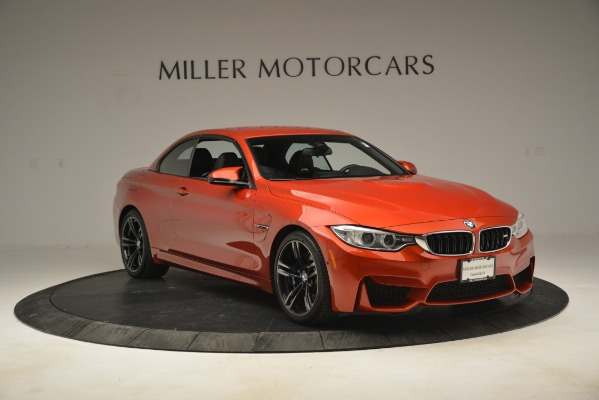 Used 2016 BMW M4 for sale Sold at Bentley Greenwich in Greenwich CT 06830 17
