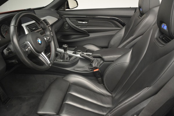 Used 2016 BMW M4 for sale Sold at Bentley Greenwich in Greenwich CT 06830 19