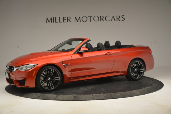 Used 2016 BMW M4 for sale Sold at Bentley Greenwich in Greenwich CT 06830 2
