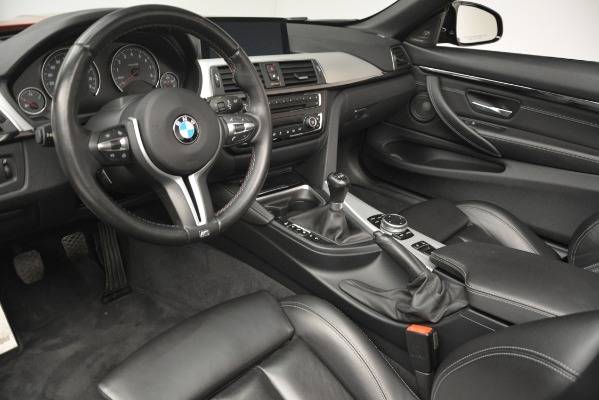 Used 2016 BMW M4 for sale Sold at Bentley Greenwich in Greenwich CT 06830 20