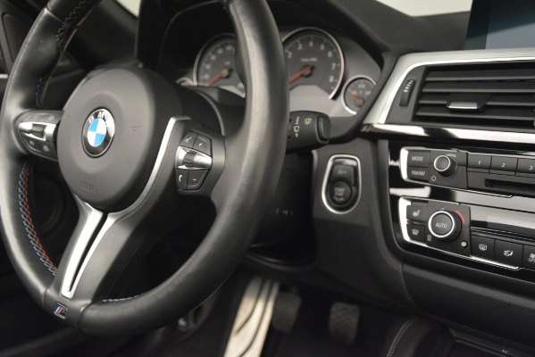 Used 2016 BMW M4 for sale Sold at Bentley Greenwich in Greenwich CT 06830 27