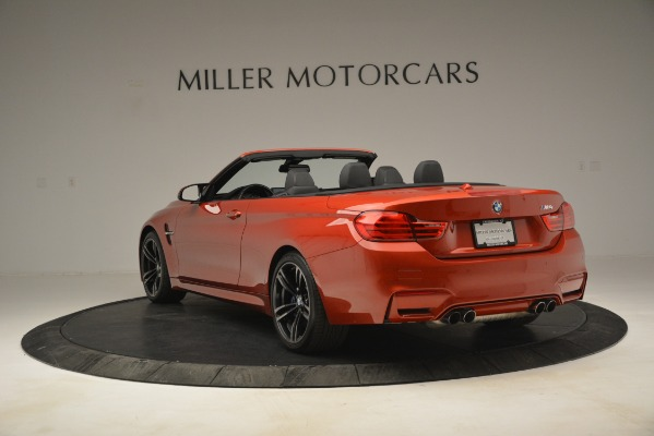 Used 2016 BMW M4 for sale Sold at Bentley Greenwich in Greenwich CT 06830 5