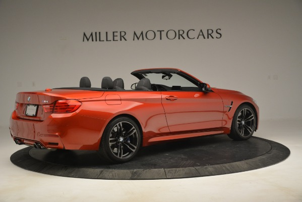 Used 2016 BMW M4 for sale Sold at Bentley Greenwich in Greenwich CT 06830 9