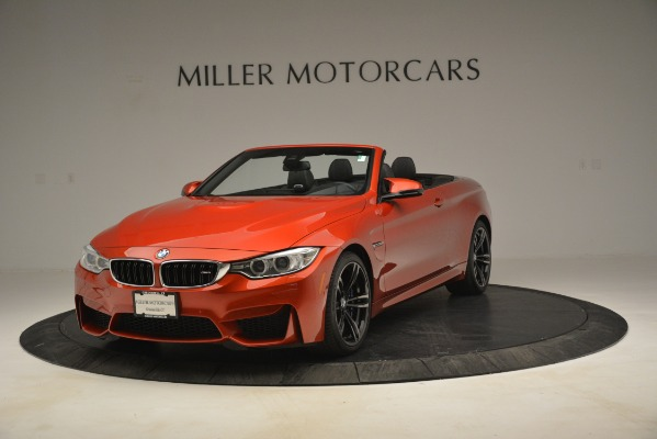 Used 2016 BMW M4 for sale Sold at Bentley Greenwich in Greenwich CT 06830 1