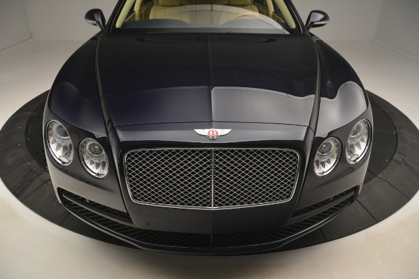 Used 2015 Bentley Flying Spur V8 for sale Sold at Bentley Greenwich in Greenwich CT 06830 12