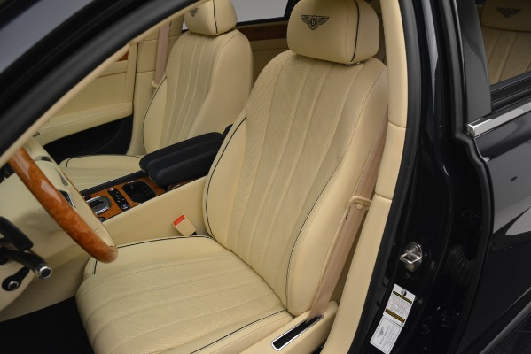 Used 2015 Bentley Flying Spur V8 for sale Sold at Bentley Greenwich in Greenwich CT 06830 18