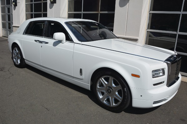 Used 2014 Rolls-Royce Phantom for sale Sold at Bentley Greenwich in Greenwich CT 06830 12