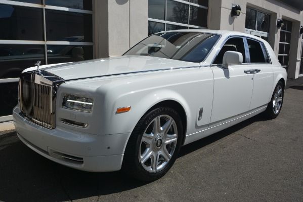 Used 2014 Rolls-Royce Phantom for sale Sold at Bentley Greenwich in Greenwich CT 06830 2