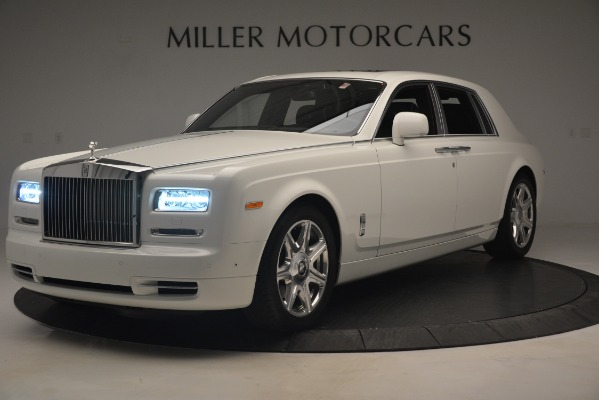 Used 2014 Rolls-Royce Phantom for sale Sold at Bentley Greenwich in Greenwich CT 06830 1