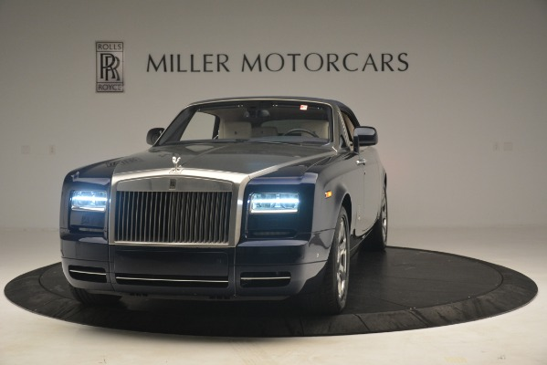 Used 2013 Rolls-Royce Phantom Drophead Coupe for sale Sold at Bentley Greenwich in Greenwich CT 06830 16
