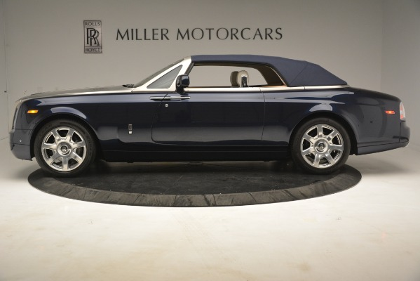 Used 2013 Rolls-Royce Phantom Drophead Coupe for sale Sold at Bentley Greenwich in Greenwich CT 06830 18