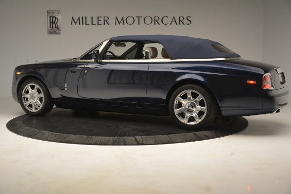 Used 2013 Rolls-Royce Phantom Drophead Coupe for sale Sold at Bentley Greenwich in Greenwich CT 06830 19