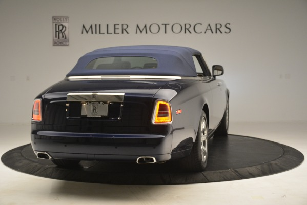 Used 2013 Rolls-Royce Phantom Drophead Coupe for sale Sold at Bentley Greenwich in Greenwich CT 06830 23