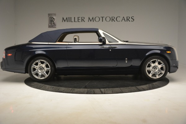 Used 2013 Rolls-Royce Phantom Drophead Coupe for sale Sold at Bentley Greenwich in Greenwich CT 06830 25