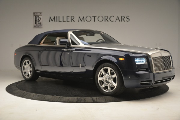 Used 2013 Rolls-Royce Phantom Drophead Coupe for sale Sold at Bentley Greenwich in Greenwich CT 06830 26