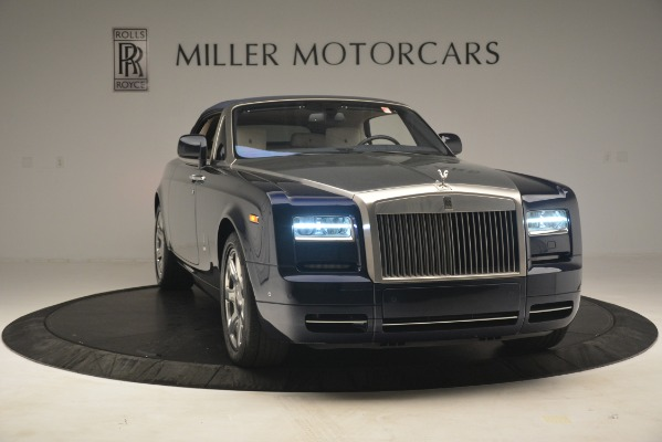 Used 2013 Rolls-Royce Phantom Drophead Coupe for sale Sold at Bentley Greenwich in Greenwich CT 06830 28