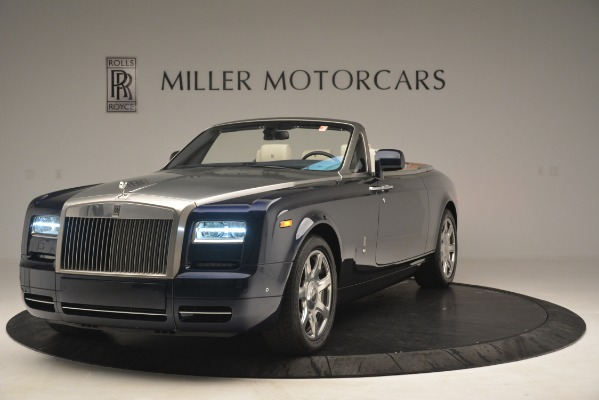 Used 2013 Rolls-Royce Phantom Drophead Coupe for sale Sold at Bentley Greenwich in Greenwich CT 06830 3