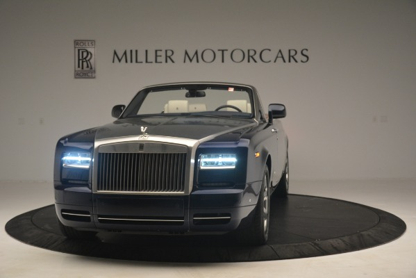 Used 2013 Rolls-Royce Phantom Drophead Coupe for sale Sold at Bentley Greenwich in Greenwich CT 06830 1