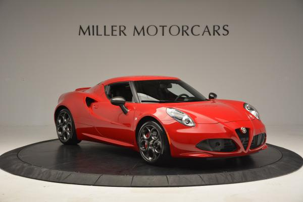 Used 2015 Alfa Romeo 4C for sale Sold at Bentley Greenwich in Greenwich CT 06830 11