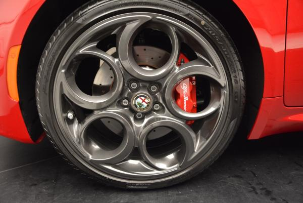 Used 2015 Alfa Romeo 4C for sale Sold at Bentley Greenwich in Greenwich CT 06830 13