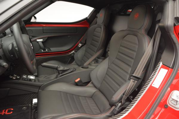 Used 2015 Alfa Romeo 4C for sale Sold at Bentley Greenwich in Greenwich CT 06830 16