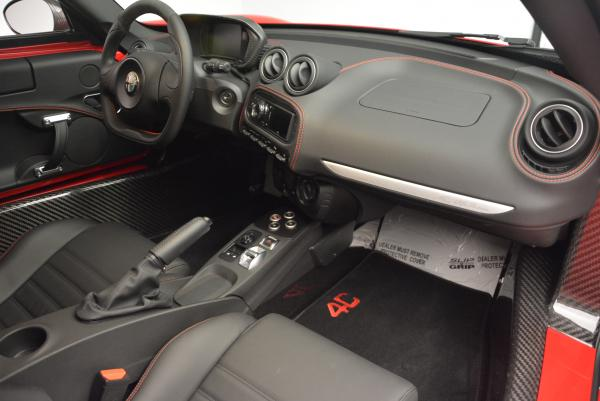 Used 2015 Alfa Romeo 4C for sale Sold at Bentley Greenwich in Greenwich CT 06830 18