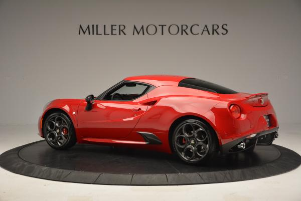 Used 2015 Alfa Romeo 4C for sale Sold at Bentley Greenwich in Greenwich CT 06830 4