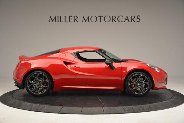 Used 2015 Alfa Romeo 4C for sale Sold at Bentley Greenwich in Greenwich CT 06830 9