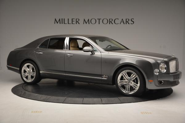Used 2011 Bentley Mulsanne for sale Sold at Bentley Greenwich in Greenwich CT 06830 10