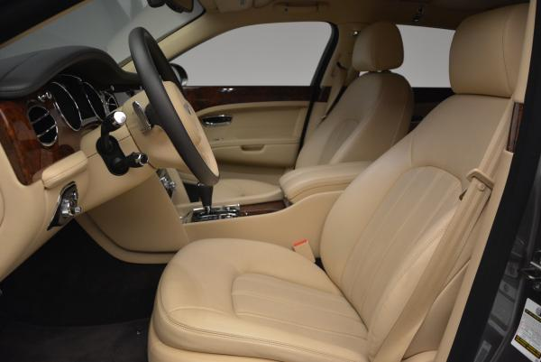 Used 2011 Bentley Mulsanne for sale Sold at Bentley Greenwich in Greenwich CT 06830 16