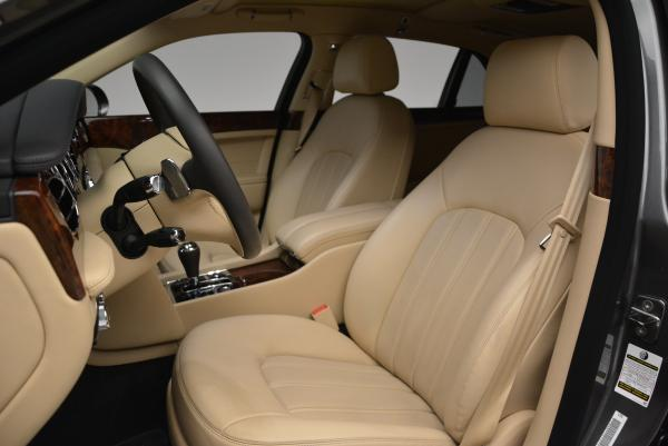 Used 2011 Bentley Mulsanne for sale Sold at Bentley Greenwich in Greenwich CT 06830 17