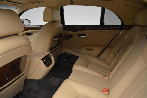 Used 2011 Bentley Mulsanne for sale Sold at Bentley Greenwich in Greenwich CT 06830 20