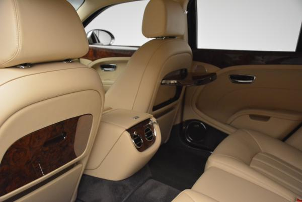 Used 2011 Bentley Mulsanne for sale Sold at Bentley Greenwich in Greenwich CT 06830 21