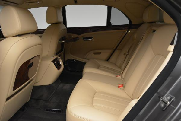 Used 2011 Bentley Mulsanne for sale Sold at Bentley Greenwich in Greenwich CT 06830 22