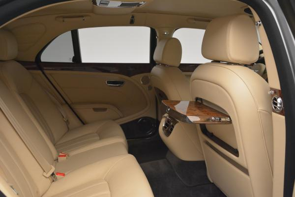 Used 2011 Bentley Mulsanne for sale Sold at Bentley Greenwich in Greenwich CT 06830 26
