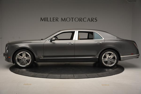 Used 2011 Bentley Mulsanne for sale Sold at Bentley Greenwich in Greenwich CT 06830 3